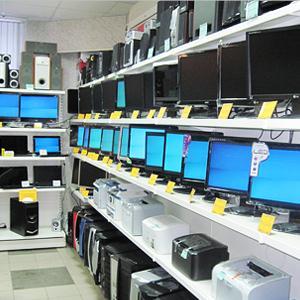 Компьютерные магазины Калуги