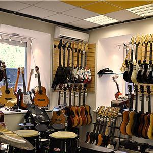 Музыкальные магазины Калуги