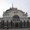 Железнодорожные вокзалы в Калуге