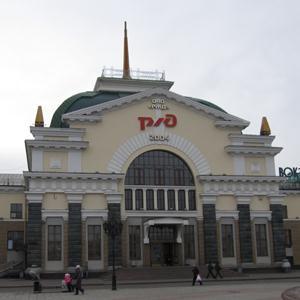 Железнодорожные вокзалы Калуги